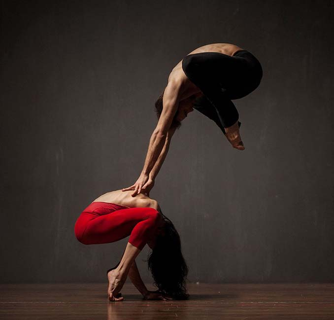 Όταν ένας γλύπτης δοκίμασε να φωτογραφίσει χορευτές, το αποτέλεσμα ήταν εκπληκτικό (16)