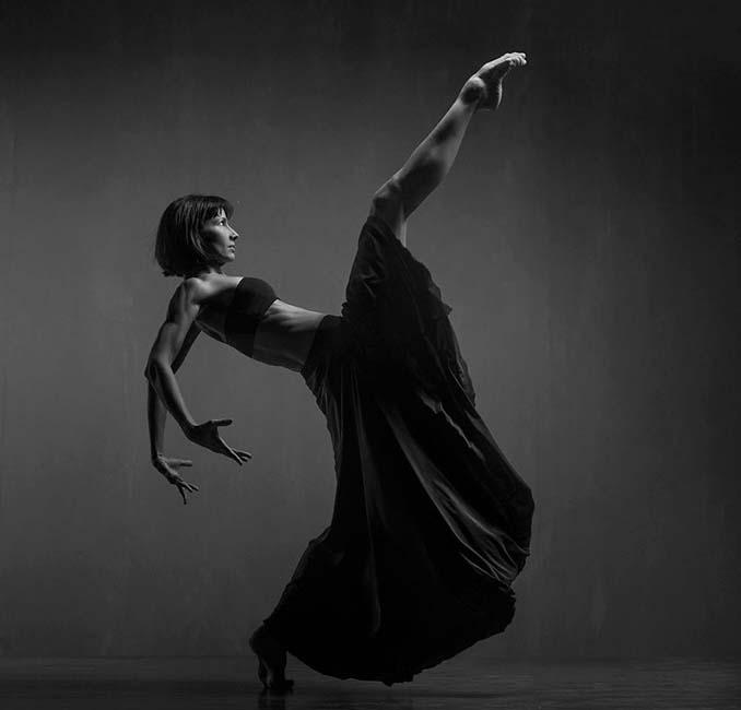 Όταν ένας γλύπτης δοκίμασε να φωτογραφίσει χορευτές, το αποτέλεσμα ήταν εκπληκτικό (20)