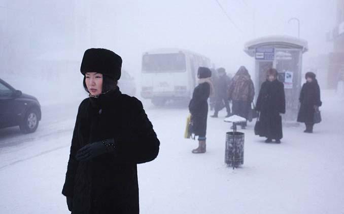 Παγωμένο χωριό στη Σιβηρία (2)