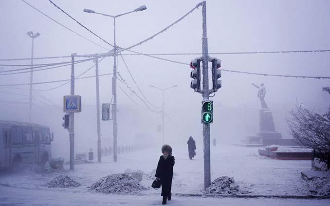 Παγωμένο χωριό στη Σιβηρία (3)