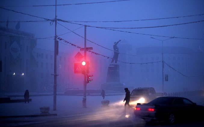 Παγωμένο χωριό στη Σιβηρία (6)
