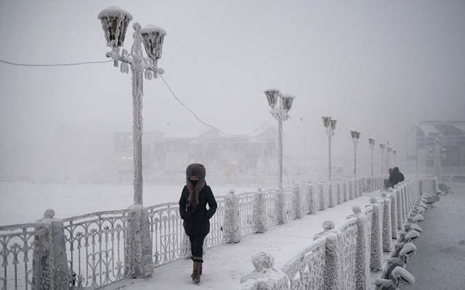 Παγωμένο χωριό στη Σιβηρία (7)