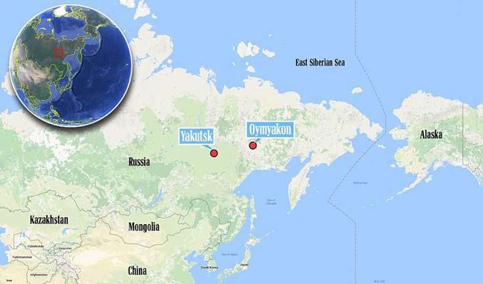 Παγωμένο χωριό στη Σιβηρία (8)