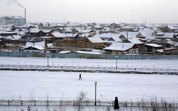 Παγωμένο χωριό στη Σιβηρία (10)