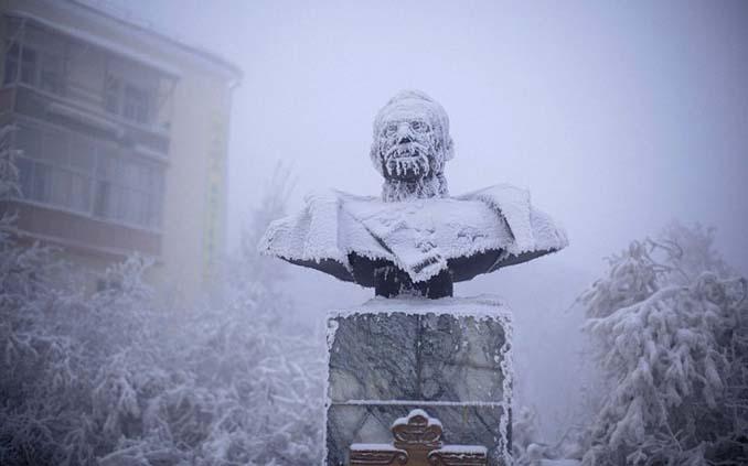 Παγωμένο χωριό στη Σιβηρία (13)