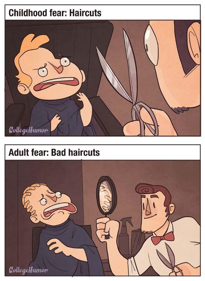 Παιδικοί φόβοι vs Φόβοι ενηλίκων (5)