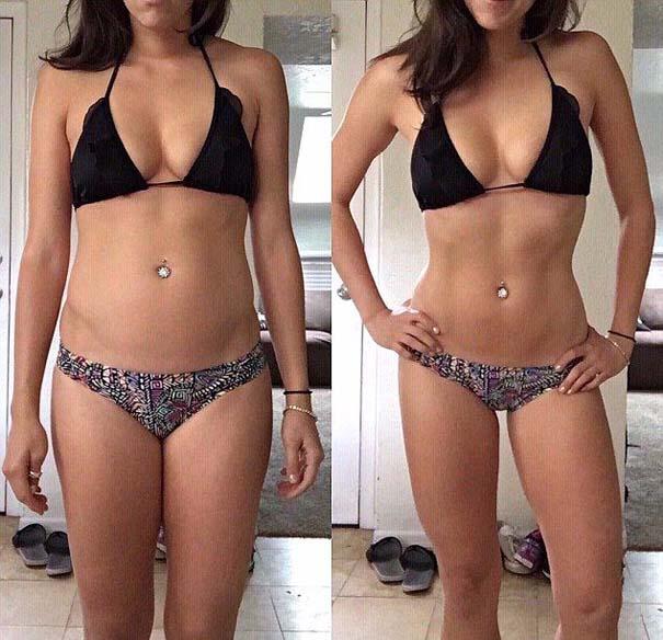 Φωτογραφίες πριν και μετά που δείχνουν πως οι εικόνες του τέλειου σώματος μπορεί να είναι παραπλανητικές (4)