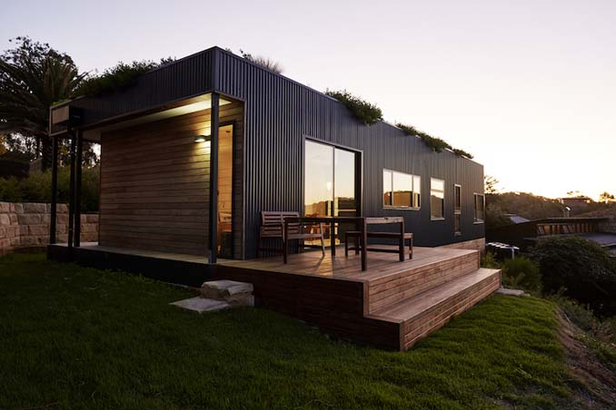 Παραθαλάσσια «πράσινη» κατοικία κατασκευάστηκε σε 6 εβδομάδες (2)