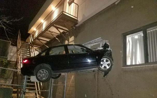 Ασυνήθιστα τροχαία ατυχήματα #38 (2)