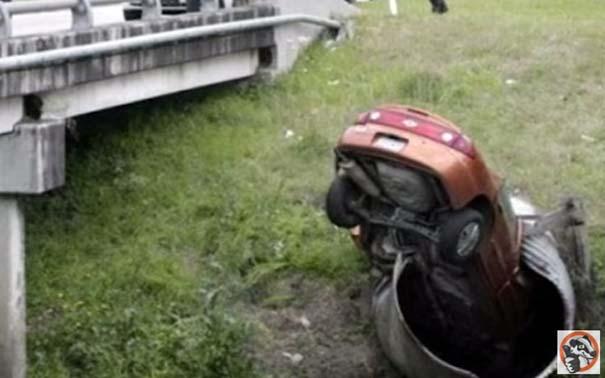 Ασυνήθιστα τροχαία ατυχήματα #38 (6)