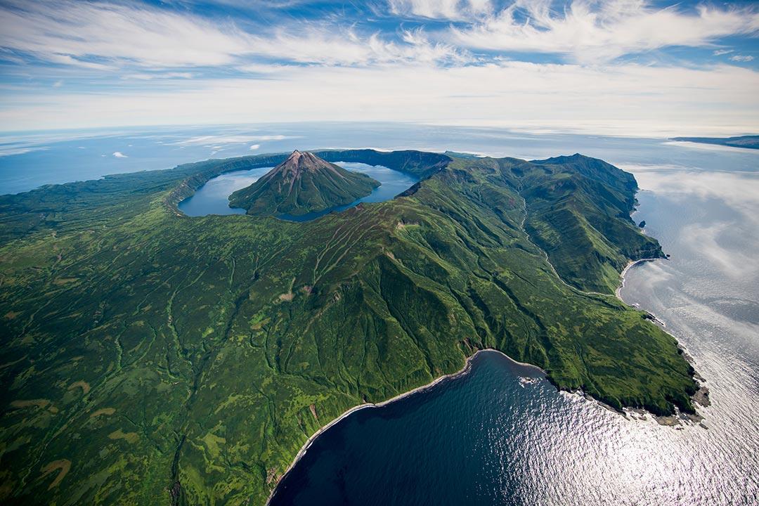 Το εκπληκτικό νησί Onekotan της Ρωσίας | Φωτογραφία της ημέρας