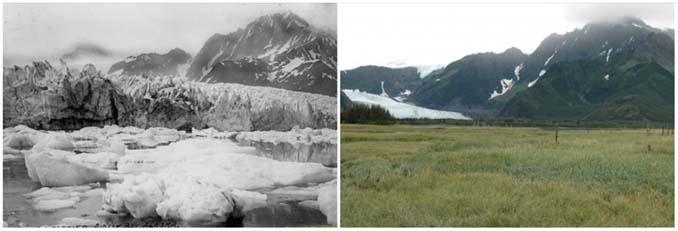 Πλανήτης Γη τότε και σήμερα: Φωτογραφίες της ΝASA (1)