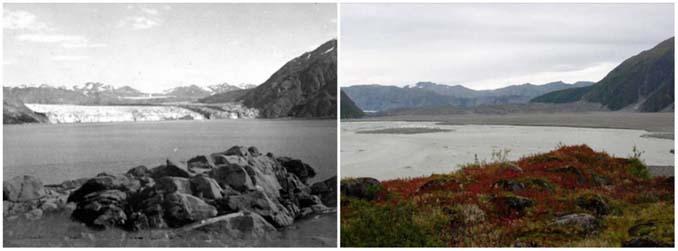 Πλανήτης Γη τότε και σήμερα: Φωτογραφίες της ΝASA (3)