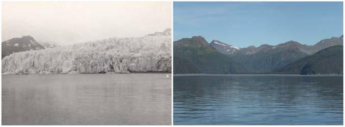 Πλανήτης Γη τότε και σήμερα: Φωτογραφίες της ΝASA (7)