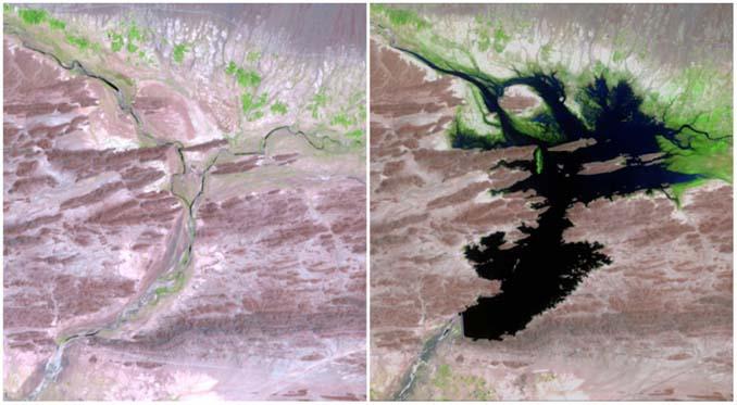 Πλανήτης Γη τότε και σήμερα: Φωτογραφίες της ΝASA (8)
