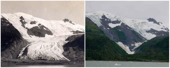 Πλανήτης Γη τότε και σήμερα: Φωτογραφίες της ΝASA (11)