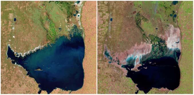 Πλανήτης Γη τότε και σήμερα: Φωτογραφίες της ΝASA (14)