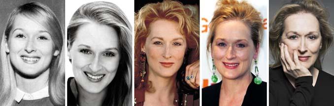 Πως άλλαξαν αγαπημένοι ηθοποιοί από τα νιάτα τους μέχρι σήμερα (2)