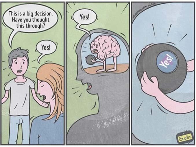 Σαρκαστικά σκίτσα που περιγράφουν την σημερινή κοινωνία (4)