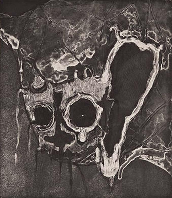 Σοκαριστικές ζωγραφιές από καλλιτέχνες που πάσχουν από σχιζοφρένεια (4)