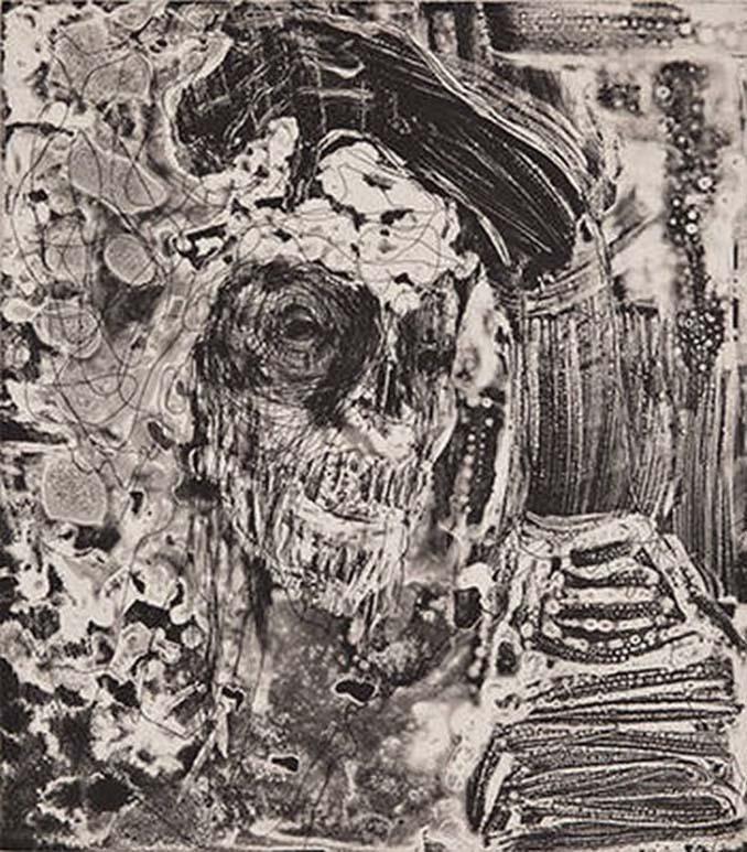Σοκαριστικές ζωγραφιές από καλλιτέχνες που πάσχουν από σχιζοφρένεια (7)
