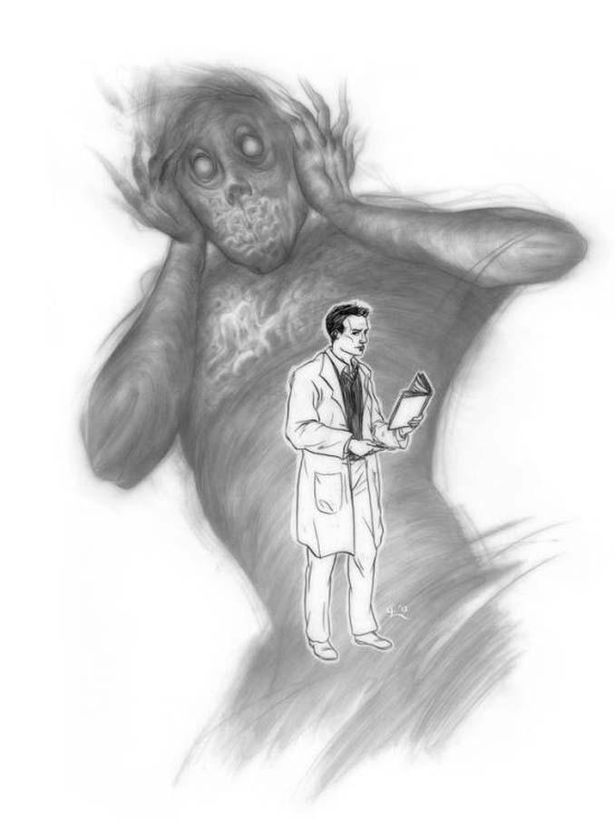 Σοκαριστικές ζωγραφιές από καλλιτέχνες που πάσχουν από σχιζοφρένεια (13)