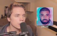 Σουηδός μιμείται τέλεια 16 δημοφιλείς τραγουδιστές