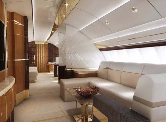 Στο εσωτερικό ενός πολυτελούς Boeing 747-8 VIP (2)