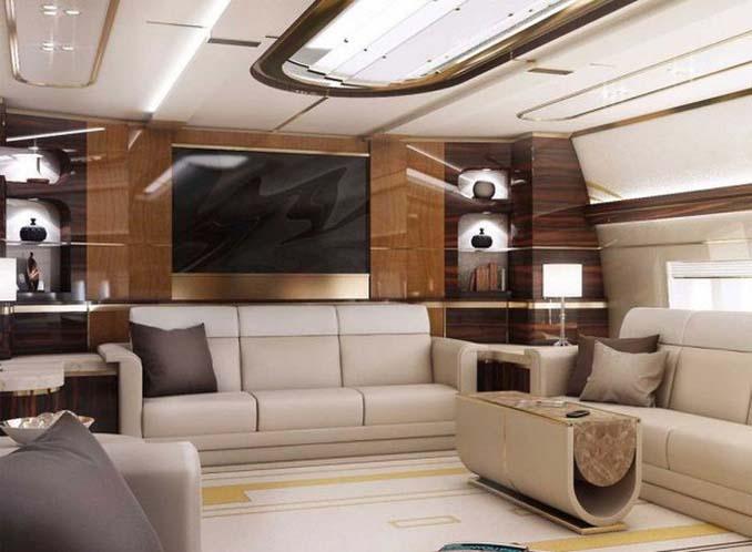 Στο εσωτερικό ενός πολυτελούς Boeing 747-8 VIP (3)