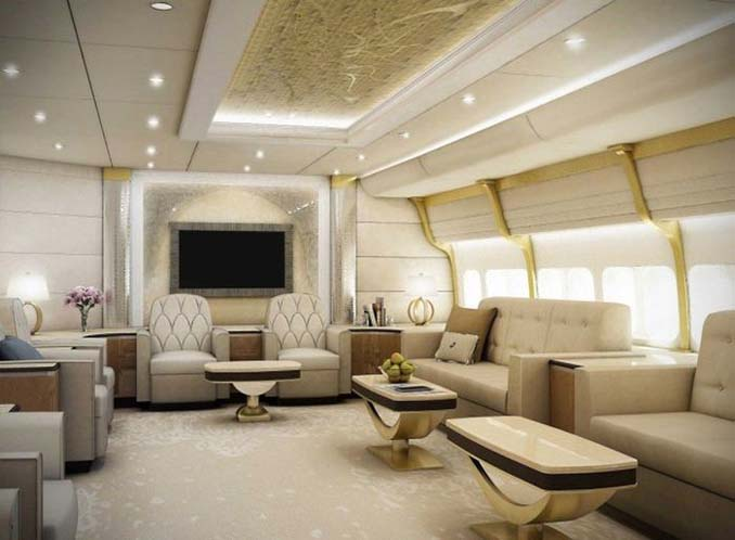 Στο εσωτερικό ενός πολυτελούς Boeing 747-8 VIP (7)
