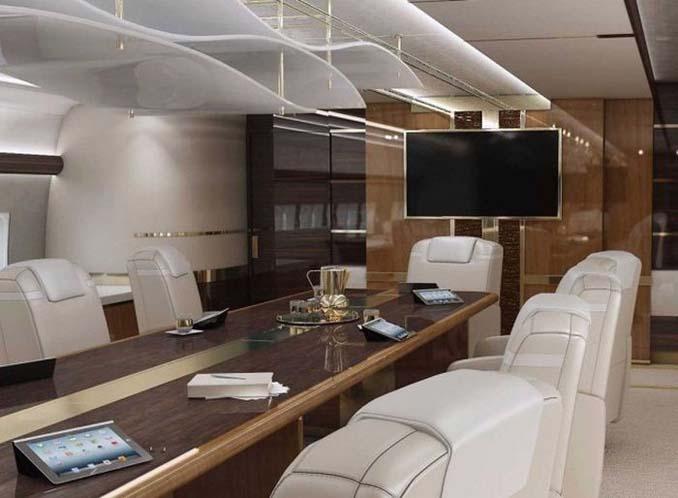Στο εσωτερικό ενός πολυτελούς Boeing 747-8 VIP (8)
