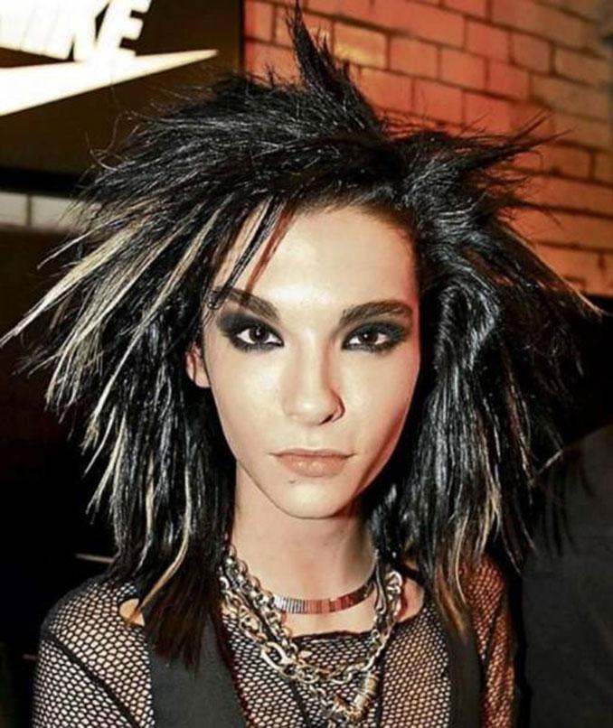 Ο τραγουδιστής των Tokio Hotel είναι σήμερα αγνώριστος (2)