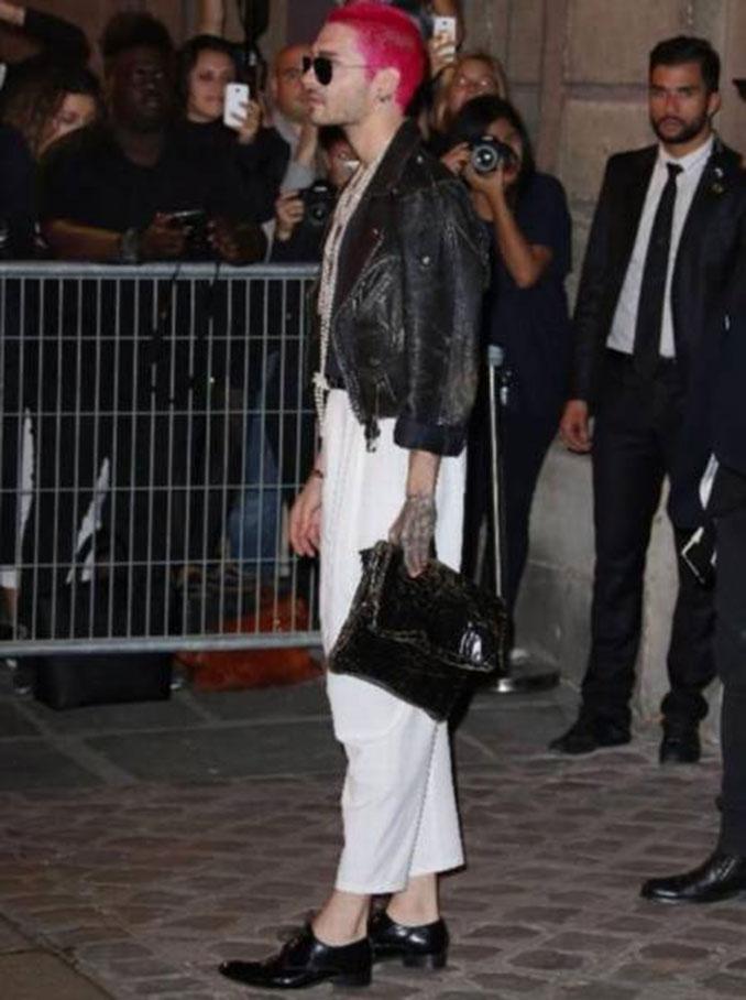 Ο τραγουδιστής των Tokio Hotel είναι σήμερα αγνώριστος (3)