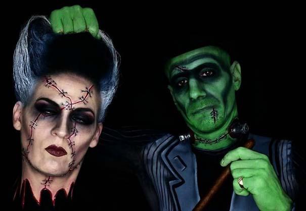 Τρομακτικές μεταμορφώσεις με μακιγιάζ για το Halloween (2)