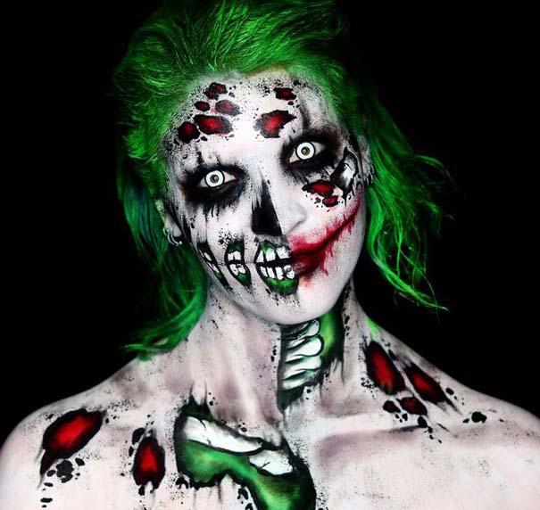Τρομακτικές μεταμορφώσεις με μακιγιάζ για το Halloween (11)
