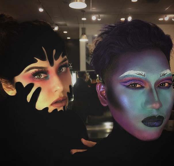 Τρομακτικές μεταμορφώσεις με μακιγιάζ για το Halloween (14)