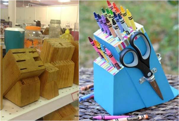 20+1 υπέροχες ιδέες για το πώς να μεταμορφώσετε παλιά αντικείμενα σε κάτι εκπληκτικό (15)