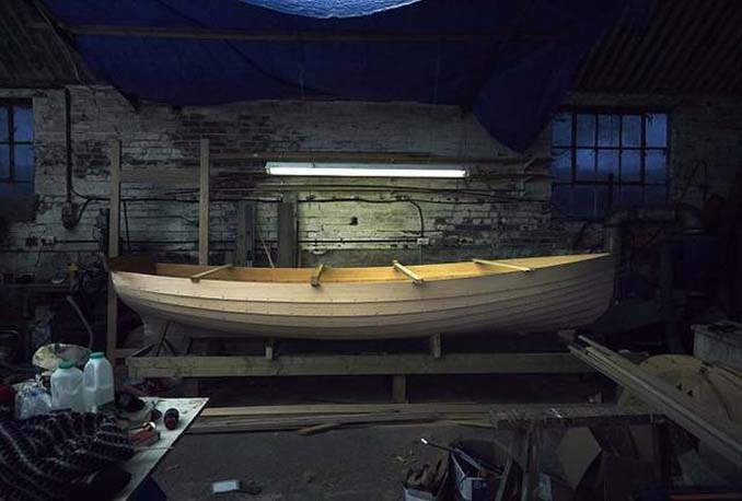 Ζευγάρι ταξίδεψε από την Αγγλία στην Γαλλία με σκάφος που κατασκεύασαν μόνοι τους (10)