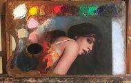 Ζωγράφοι μετατρέπουν τις παλέτες τους σε ξεχωριστά έργα τέχνης (2)