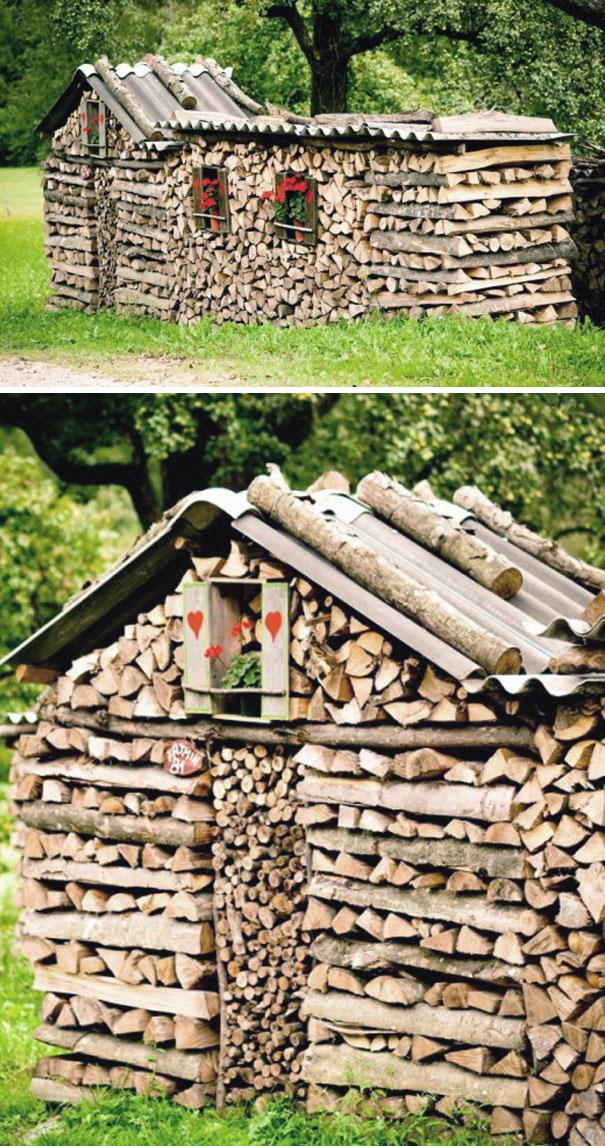 Άνθρωποι που μετέτρεψαν τις στοίβες ξύλων σε μορφή τέχνης (9)