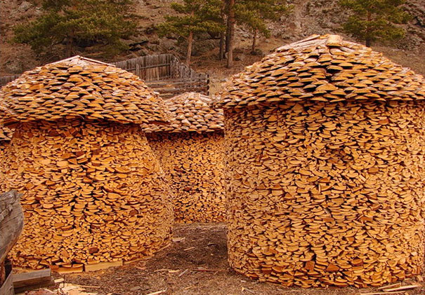 Άνθρωποι που μετέτρεψαν τις στοίβες ξύλων σε μορφή τέχνης (19)