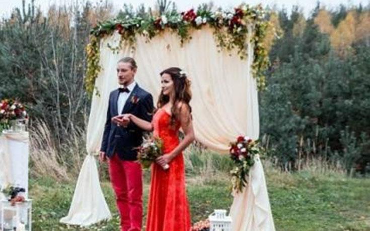 Ρωσία Γάμος