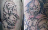 30 αποτυχημένα τατουάζ που μοιάζουν βγαλμένα από εφιάλτη