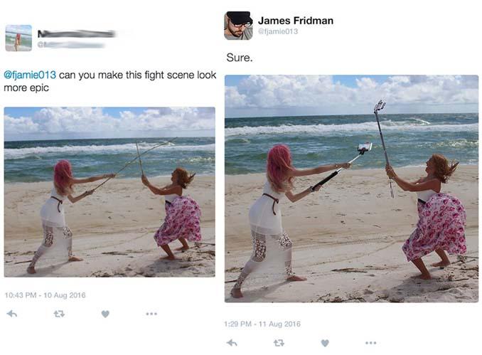 Αυτό συμβαίνει όταν ζητάς βοήθεια στο Photoshop από τον λάθος άνθρωπο #5 (22)