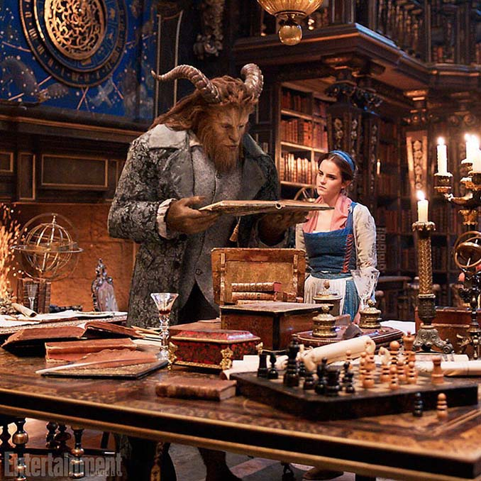 Emma Watson Beauty And The Beast (2)