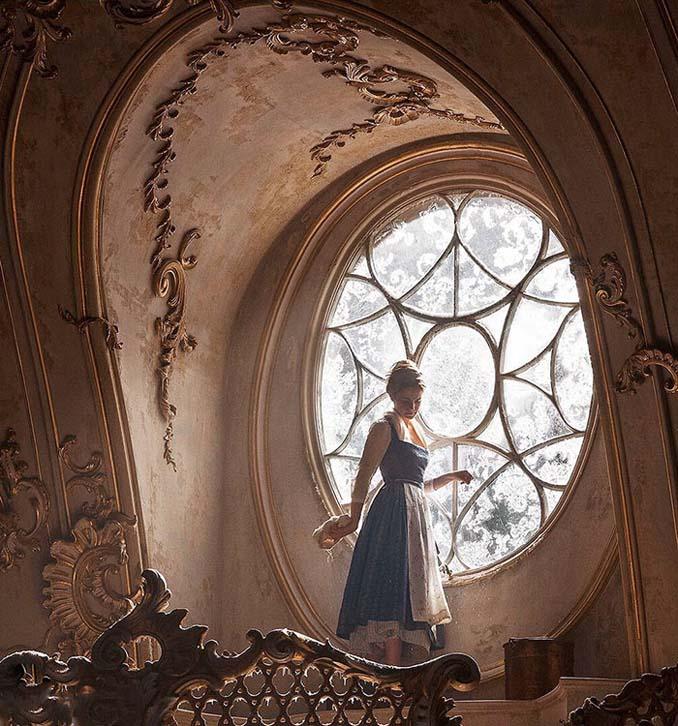 Emma Watson Beauty And The Beast (3)