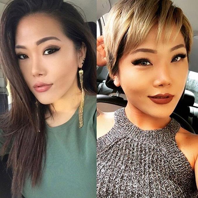 Φωτογραφίες που δείχνουν πως ένα κούρεμα μπορεί να αλλάξει εντελώς την εμφάνισή μας (2)