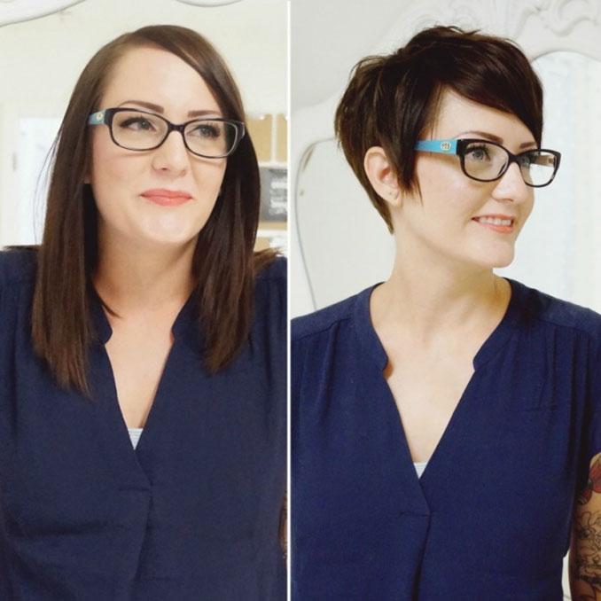 Φωτογραφίες που δείχνουν πως ένα κούρεμα μπορεί να αλλάξει εντελώς την εμφάνισή μας (7)