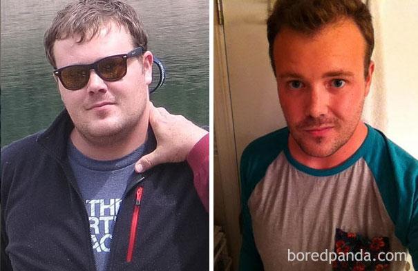 Φωτογραφίες πριν και μετά δείχνουν τι συμβαίνει όταν κόψεις το ποτό (7)