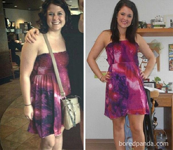 Φωτογραφίες πριν και μετά δείχνουν τι συμβαίνει όταν κόψεις το ποτό (10)